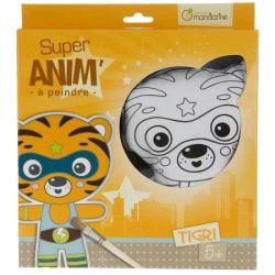 Super Anim à peindre - Tigri