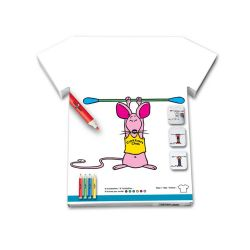 "Tee-Shirt ""Super Souris"""