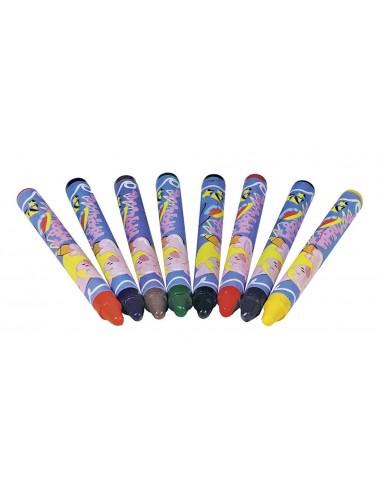 Crayons pour textiles