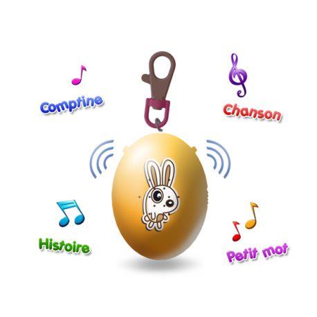 Petit messager de poche - le lapin