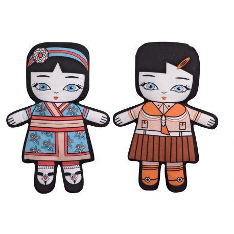 Flip Doll - Mika & Momo