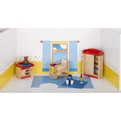 Chambre de bébé - moderne