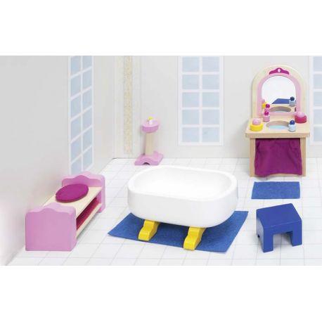 Salle de bain pour le chateau