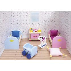 Chambre des enfants pour le chateau