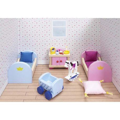 Chambre à coucher pour le chateau