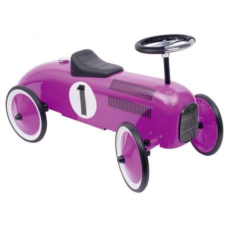 Porteur violet