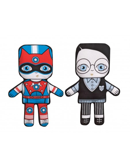 Flip Doll - Super Spencer & Spencer