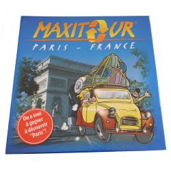 Maxitour - Jeu éducatif